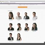 Portraits de l'équipe de CREATIV à Rennes