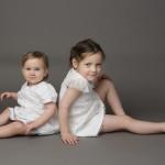 Mesdemoiselles C. et V. (portrait entre soeurs)