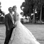 Mademoiselle A. et Monsieur B., un mariage au château aux environs de rennes