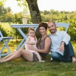 Mademoiselle C. et ses parents