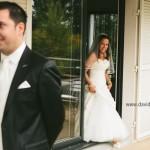 Le moment de la découverte pour les mariés …