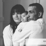 Mademoiselle L. et ses parents, un portrait de jeune famille.