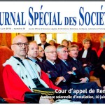 Publication pour le Journal Spécial des Sociétés
