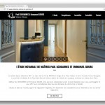 Reportage d'illustration pour le site de l'Etude SCOUARNEC & GOURS, Notaires à Rennes