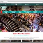 Reportage pour Station Music Shop & School à Rennes