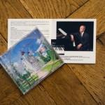 Portrait de Joël CAPBERT, pianiste, à l'occasion de la sortie de son enregistrement.