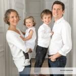 Mademoiselle A., Monsieur C. et leurs parents