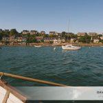 Séance Portrait de famille en bateau sur la Rance