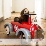 La voiture de monsieur G. (et la marmotte magique)