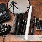 Le studio photo mobile en vadrouille
