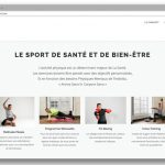 Photos d'illustrations pour le site FAAS-SPORT
