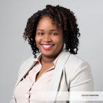 Mademoiselle J., un portrait pour CV et réseaux sociaux